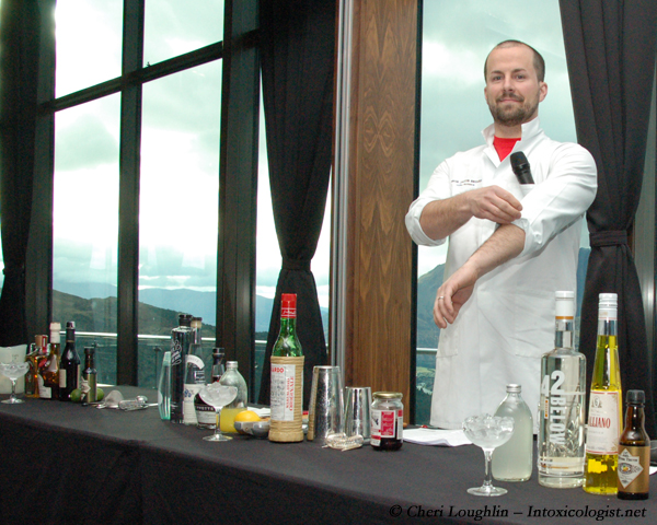 Jim Meehan Stresses Teamwork as Important Factor of Bartending & 42Below CWC Competition