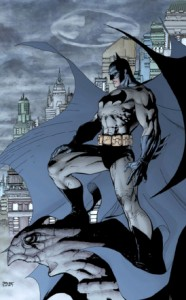 Batman - photo from creative commons use site