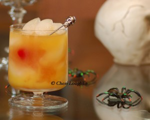Dawn of the Red Halloween Recipe copyright Cheri Loughlin