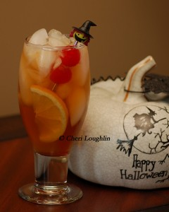 Infusion Halloween Recipe copyright Cheri Loughlin