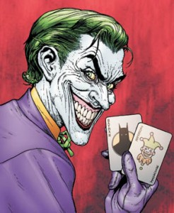 Joker Man Who Laughs - photo from creative commons use site