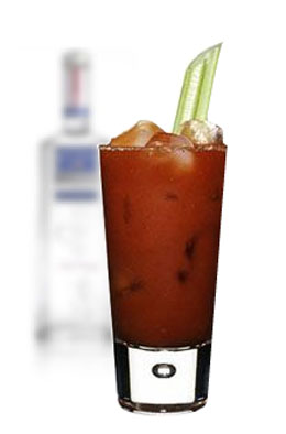 Making the Bloody Mary Snap to Attention