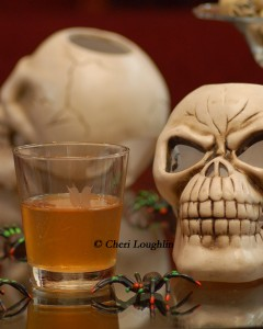 Wicked Rye Halloween Recipe copyright Cheri Loughlin