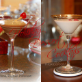 Holiday Dessert Cocktails inspired by popular holiday shots