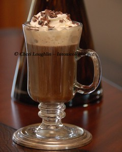 Strong Safety - Coffee Mocktail - created by Cheri Loughlin photo copyright Cheri Loughlin