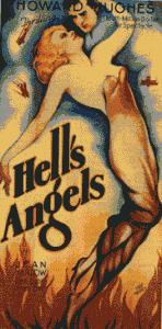 Jean Harlow in Hells Angels - creative commons use