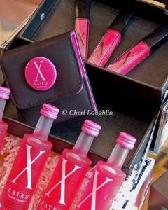 X-Rated Survival Kit Goodies - photo copyright Cheri Loughlin