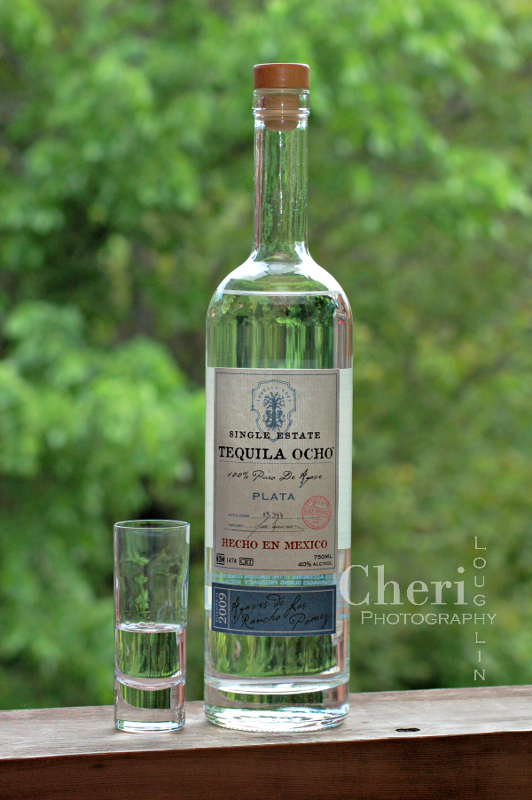 Tequila Ocho Plata 2009 review and the Cafe Limon cocktail