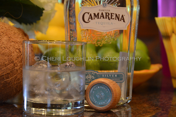 Camarena Tequila Silver On the Rocks - photo copyright Cheri Loughlin