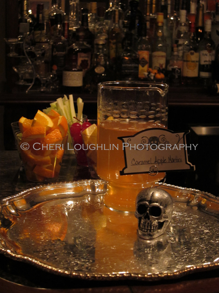 Caramel Apple Martini - photo copyright Cheri Loughlin