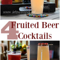 Die hard beer fans may never be persuaded to taint their beer with any other mixers. But these beer cocktails could be a game changer for your next poolside party or tailgate.