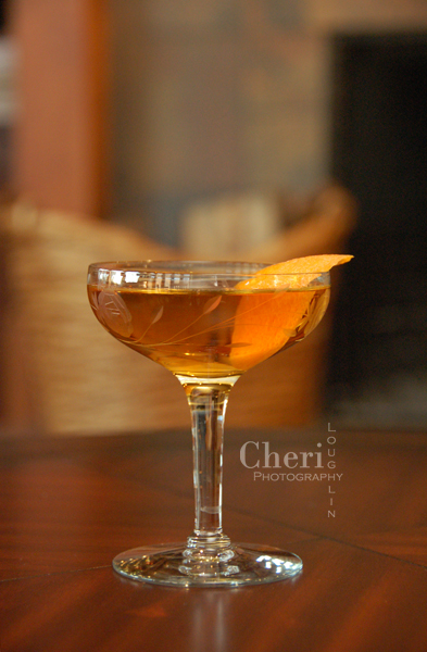 The Bamboo makes a terrific aperitif cocktail. Its flavor leans more toward dry charm with little to no sweet satisfaction. Think of it as a first course cocktail to be followed by more sherry based drinks. Serve alongside a plate of rich cheeses, nuts and olives.