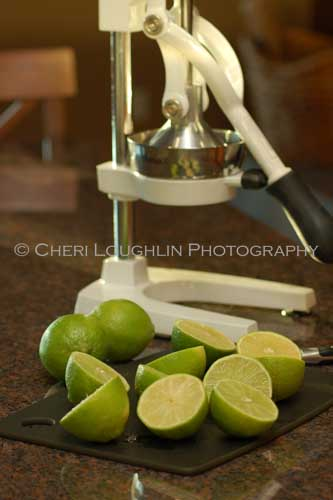 Juicing Limes 003 - photo copyright Cheri Loughlin