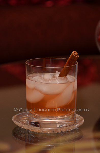 Spanish Fly Cocktail