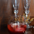 Blackberry Brut - Camarena Tequila, fresh blackberries, champagne and more!