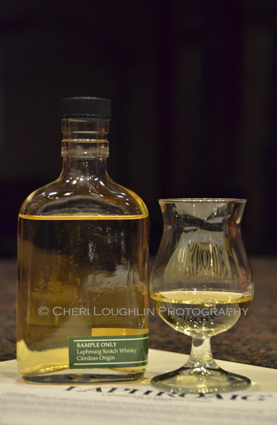 Laphroaig Islay Single Malt Scotch Whisky Cairdeas Origin 081 photo copyright Cheri Loughlin