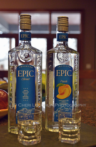 Review: EPIC Peach Vodka