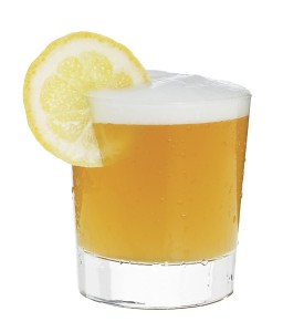 Jacob's Ghost Shandy Whiskey Drink Recipe