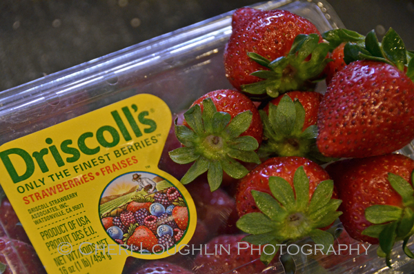 Driscoll's Berries Clamshell Pack 204