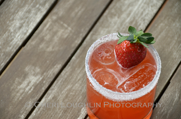 Strawberry Fields Forever Cocktail 230