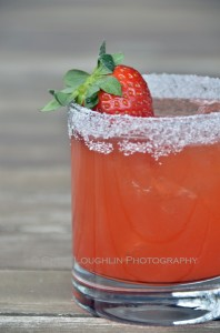 Strawberry Fields Forever Cocktail 254