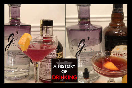 A History of Drinking - Louis XIV & The Sun King Cocktails