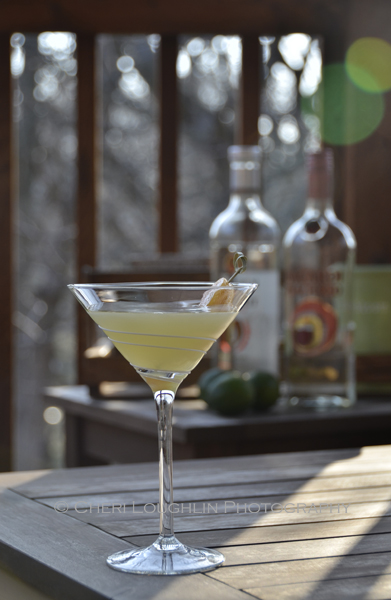 Groovy Red Rock Colada Cocktail uses Bacardi flavored rums – recipe and photo by Mixologist Cheri Loughlin, The Intoxicologist