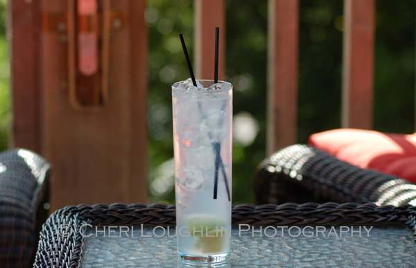 """The classic Gin and Tonic is a favorite """"go to"""" summer drink. It is quick and easy to make, contains few ingredients and is super refreshing. - phot by Mixologist Cheri Loughlin, The Intoxicologist"""