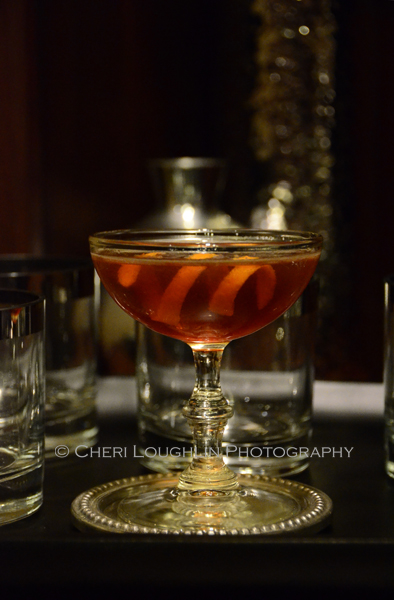 Rob Roy Scotch Cocktails - The Rob Roy is basically a Manhattan using scotch rather than bourbon or rye. Make it dry or make it sweet, on the rocks or as a cocktail. - photo by Mixologist Cheri Loughlin, The Intoxicologist
