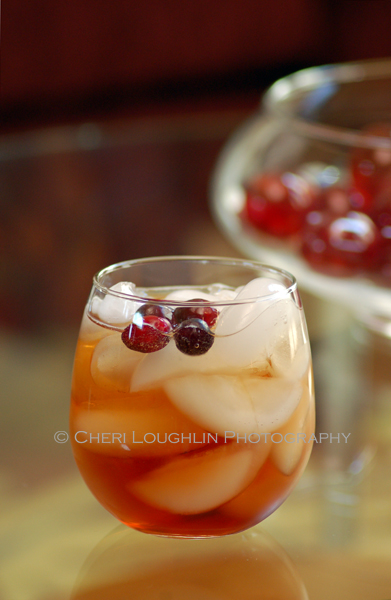 Cobey's Cran Tea is made with Jeremiah Weed Sweet Tea Vodka. It is also simple to make with easy to find ingredients. This drink is perfect for holiday parties, family gatherings or to kick back and relax with after all the celebrations have ended. - recipe suggestion by Cobey Flynn, recipe adapted by Mixologist Cheri Loughlin, The Intoxicologist
