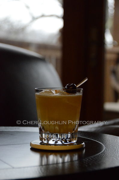 National Whiskey Sour Day - A basic Whiskey Sour calls for American Whiskey, Bourbon or Rye of choice, a sour component of lemon or lime juice, and a sweet component such as simple syrup. Some recipes call for an egg white, but it is not absolutely necessary in a Whiskey Sour. - photo by Mixologist Cheri Loughlin, The Intoxicologist {photo 006