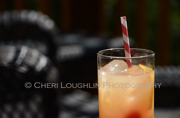 Tiki Screwdriver 089 is a Tiki drink variation on the classic Screwdriver long drink. Tiki Screwdriver uses Shellback Silver Rum, Passionfruit Juice, Ruby Red Grapefruit Juice and Grenadine in addition to the usual Screwdriver ingredients. The recipe could be multiplied for pitcher or punch bowl use. Ideal for National Rum Punch Day. - photo and recipe by Mixologist Cheri Loughlin, The Intoxicologist
