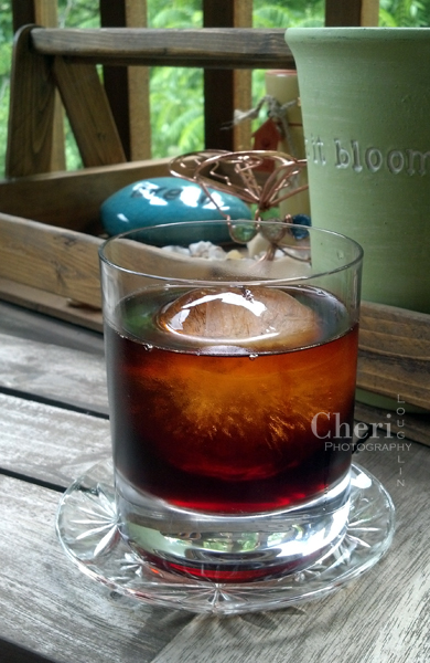 Old Ironsides is a terrific fall cocktail choice with its warming tones and dark luscious flavor. Spiced rum, Heering Cherry Liqueur, Cynar Artichoke Aperitif. Recipe credit: Sean Kenyon of Willams & Graham in Denver. Photo credit: Mixologist Cheri Loughlin, The Intoxicologist. www.intoxicologist.net