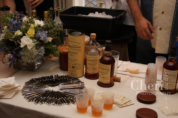 Apple Bellini Ingredients Balvenie and Glenfiddich Tasting Room - Tales of the Cocktail