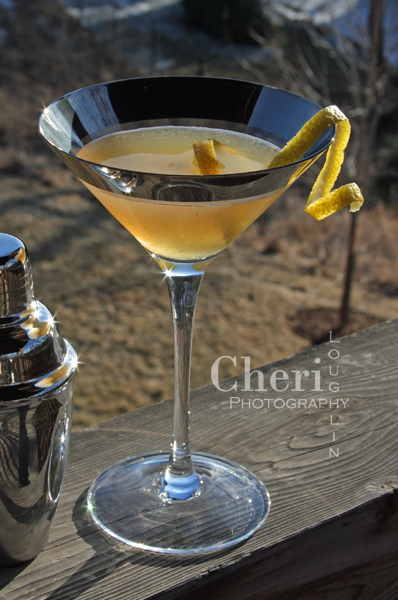This version of the Colony Cocktail is cited in The Essential Cocktail by Dale DeGroff. Dale mentions that he found this version of the recipe in the 1953 book, Bottoms Up by Ted Saucier.