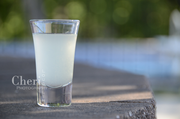 The Mini Daiquiri shot is a variation one of summer's most loved cocktails, the classic Daiquiri.