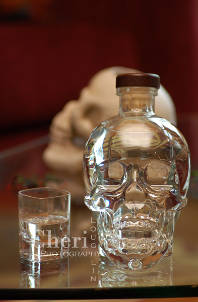 Crystal Head Vodka sipped neat - Vodka Review