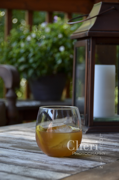 Just Peachy Punch is sweet with light lemon notes. Ginger peach tea weaves gentle fruit and spice flavor into this delicate autumnal punch.