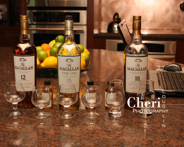 The Macallan Twitter Tasting