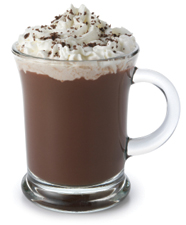 Peppermint Patty 3/4 ounce Godiva Chocolate Liqueur 3/4 ounce Rumple Minze 4 to 6 ounces Hot Cocoa Whipped Cream