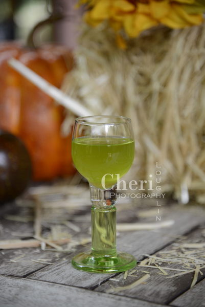 Poison Apple and Spiked Caramel Apple both pair deliciously with Crunchy Pecan Granola - 36 Halloween Shots & Shooters by Cheri Loughlin, The Intoxicologist LLC