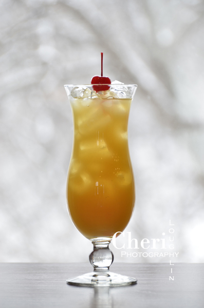 Zombie - Walking Dead excellent adapted drink for Halloween parties. Repurpose this drink for football tailgate parties by calling it the 1st and 10.