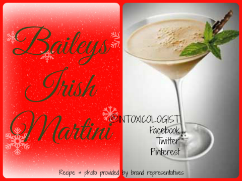 The Baileys Irish Martini is extra thick, rich and creamy. This is a decadent variation of traditional espresso martinis.