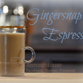 Ginger Espresso is a warming, lightly sweet, gingersnap cookie coffee. Top with vanilla whipped cream and allspice sprinkle for an even more enchanted brew.