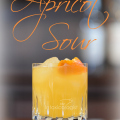 This Apricot sour contains lightly sweetened citrus flavor. It makes a delicious alternative to the Amaretto Sour which is popular, but can become tiresome when overdone.