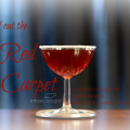 Enjoy the red carpet treatment from the comfort of your own home. This Red Carpet cocktail lives up to its name with spectacular crimson color and delicious flavor.
