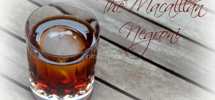 The Macallan Negroni