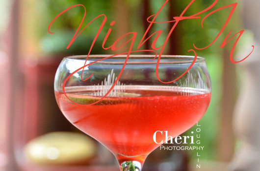 Girls Night In Wine Cocktail