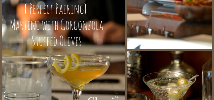 Olives Tapenade with Martini and Margarita Pairing