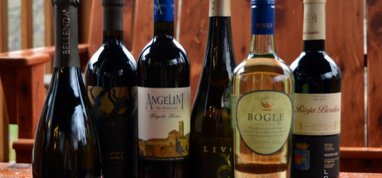 Holiday Wines 2015 - Which wines will grace your table this holiday season. Tasting notes and food pairing ideas included.